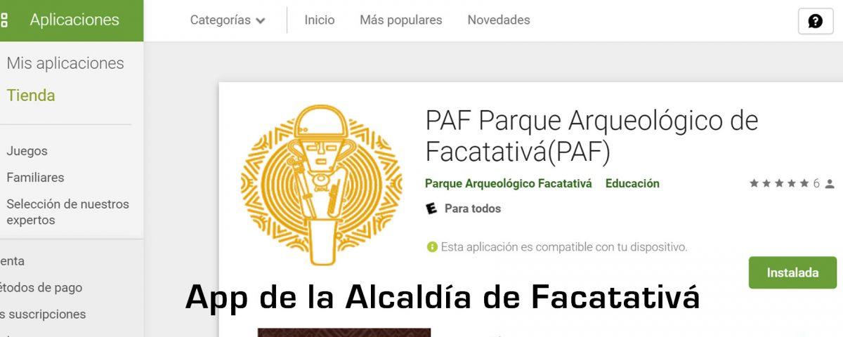 App PAF